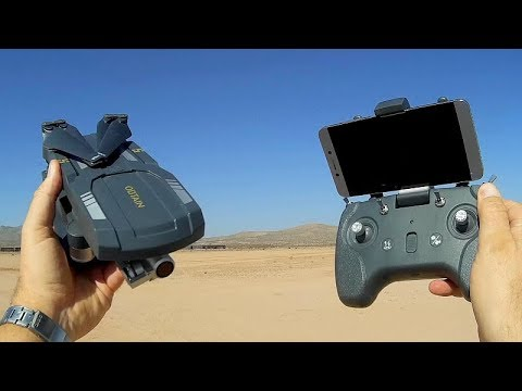 Upgraded C-Fly Obtain Long Range FPV GPS Drone Flight Test Review
