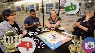 We played 'Monopoly for Millennials' and it hurt our feelings