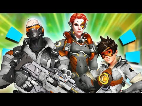Overwatch - NEW OWL SKINS!! (& How to Earn FREE SKINS) - YouTube