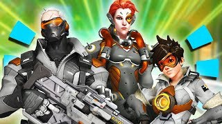 Overwatch - NEW OWL SKINS!! (& How to Earn FREE SKINS)