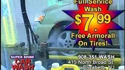 Super Shine Brushless Car Wash in Elizabeth NJ