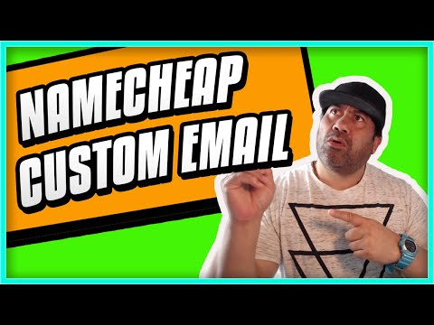 How To Create A Private Email In Namecheap