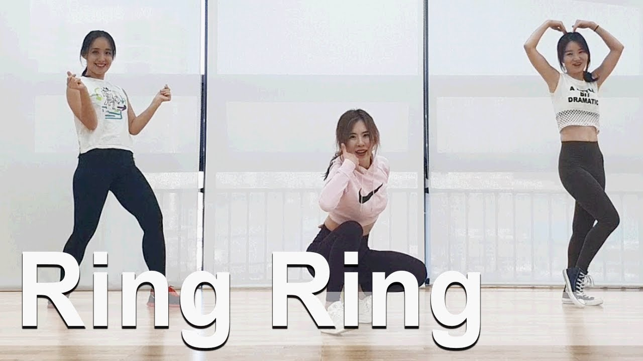 Ring Ring. 따르릉. 홍진영. Dance Workout. cardio. SunnyFunnyFitness. Diet Dance. 홈트.