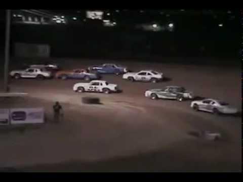 Texas Thunder Speedway April 7, 2012 IMCA Stock Car A-Main