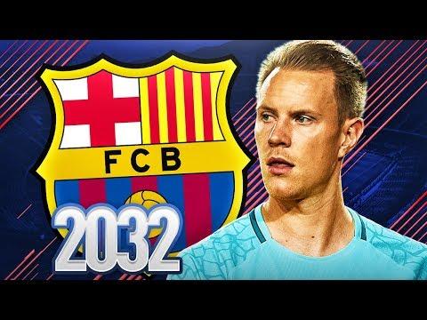 FC BARCELONA W 2032 ROKU! FIFA 18 POLSKI AKCENT?