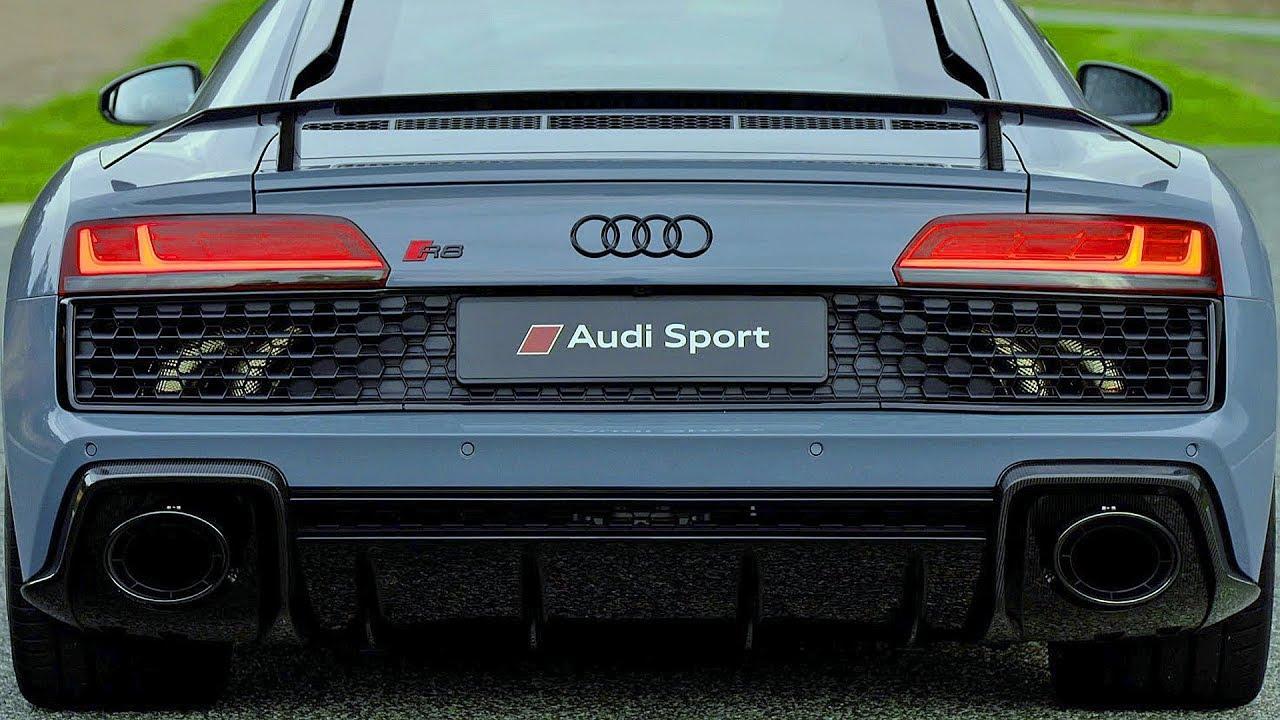 2020 Audi R8 V10 Performance Quattro Faster And More Agressive