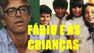 Baixar Tema de Fábio e Das Crianças (Clube Dos Curumins) - A Gata Comeu (1985)