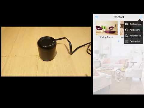 Broadlink RM mini3 Universal WiFi + IR Remote Controller Timing Function