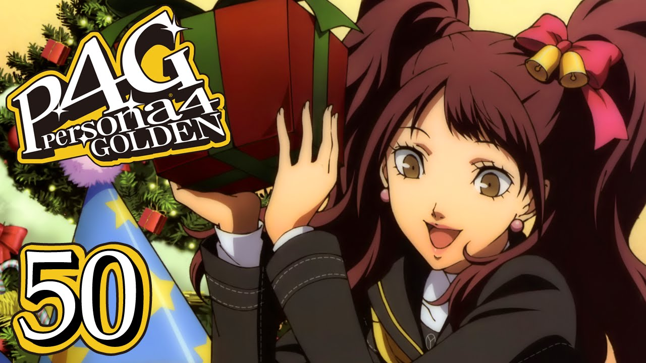 BEST CHRISTMAS EVER - Let's Play - Persona 4: Golden - 50 ...