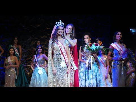 Miss Universe Canada 2019 Crowning Moment