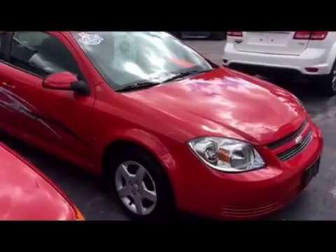 2008 Chevrolet Cobalt LT Coupe at J H  Barkau & Sons