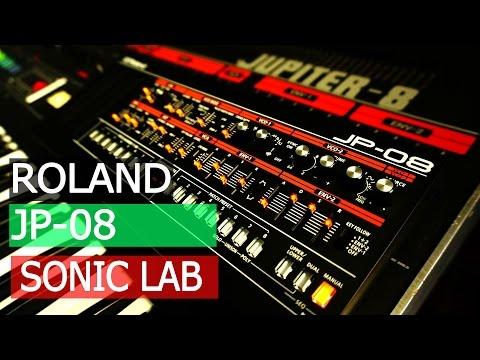 Roland Boutique JP-08 Sonic Lab Review