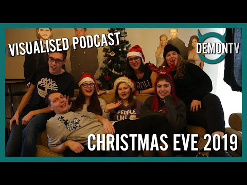 Christmas Eve Special Visualised Podcast 2019