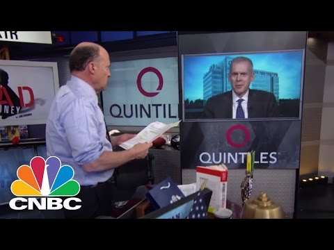 Quintiles CEO Tom Pike: Buzzworthy Biotech | Mad Money | CNBC