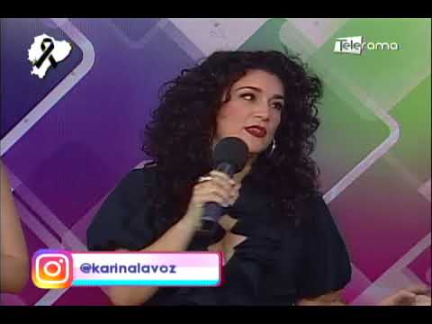 Karina Cantante Venezolana