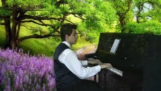 PİYANO ENSTRUMANTAL Slow Fon Müzikleri GÜLLER VE DUDAKLAR  Piyano ZUHAL OLCAY GÜL DUDAK Resitali Hd