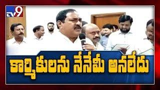 Errabelli Dayakar Rao blames opposition