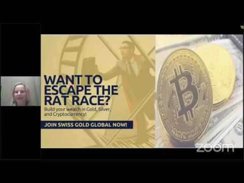 Swiss Gold Global Review Webinar 2018- Escape the Rat Race to Build Ultimate Wealth with Swiss Gold