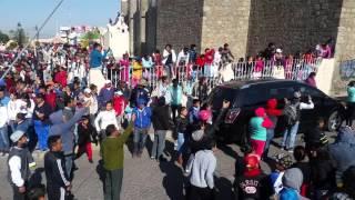 Carnaval Tenancingo Tlaxcala domingo 2016
