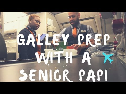 Reserve Life By Design // Learning from a Senior Papi //Galley Prep