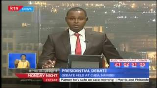 Feedback of the Presidential running mates debate hits up online