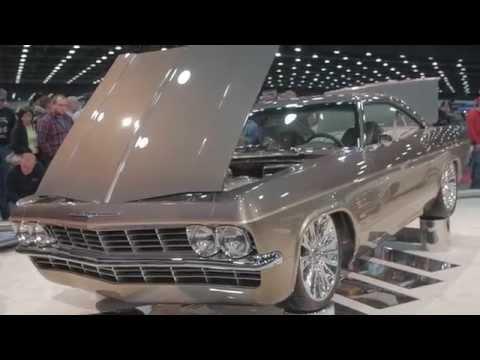 Chip Foose 1965 Impala 'Impostor' Takes 2015 Ridler Award