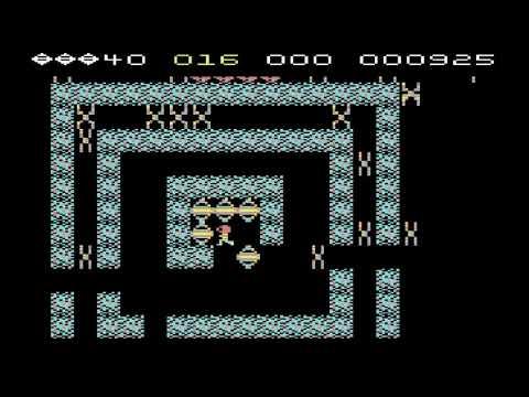 C64 Longplay: Boulder Dash Heavy 01