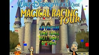 PSX Longplay [270] Walt Disney World Quest: Magical Racing Tour