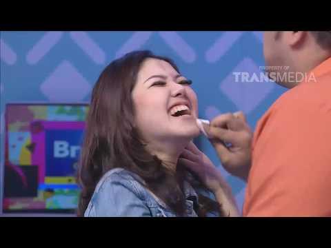 BROWNIS - Ayu Ting Ting Cemburu Saat Igun Hapus Make Up Tina Toon (19/7/18) Part4