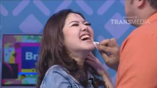 BROWNIS - Ayu Ting Ting Cemburu Saat Igun Hapus Make Up Tina Toon (19/7/18) Part4