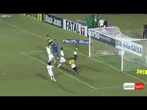 Gols, Londrina 2 x 2 Criciúma   Brasileirão Série B 01 07 2016