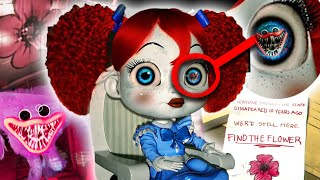 ПОЧЕМУ ТЕБЕ БУДЕТ ЖАЛКО ХАГГИ ➲ ТЕОРИИ И СЕКРЕТЫ Poppy Playtime Chapter 1