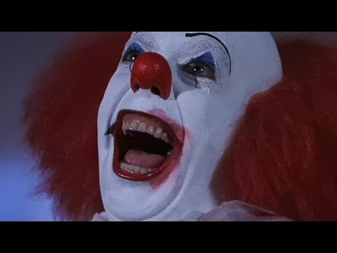 Злой клоун часть 3.Финальная доводка