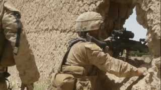 Operation Jaws: U.S. Marines Clear Insurgent Stronghold