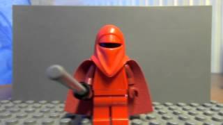 LEGO обзор Воины Звезды Смерти