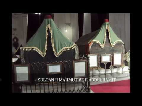 OTTOMAN SULTANS' TOMBS