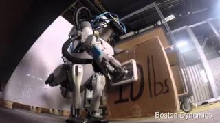 [DARPA] Boston Dynamics & Google's Newest Atlas Robot
