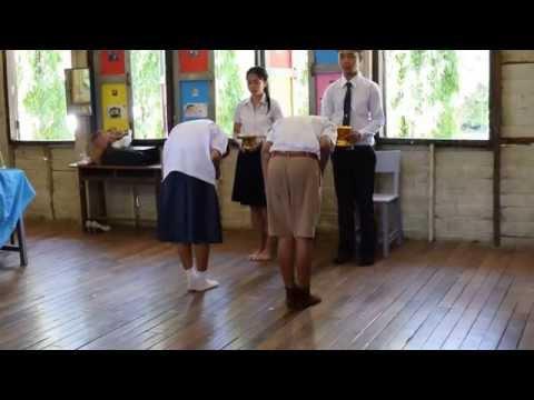 มารยาทไทย  ชั้นม.1-3 ระดับเขต  โรงเรียนเจริญราษฎร์วิทยา  JaroenratwittayaSchool
