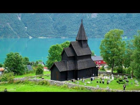 Norway - Urnes stavkirke (stave church)