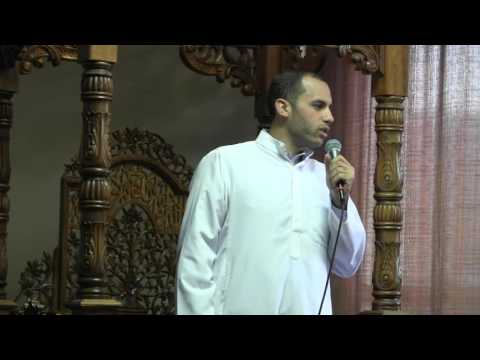 Br. Zaid Abbassi English Friday Khutbah