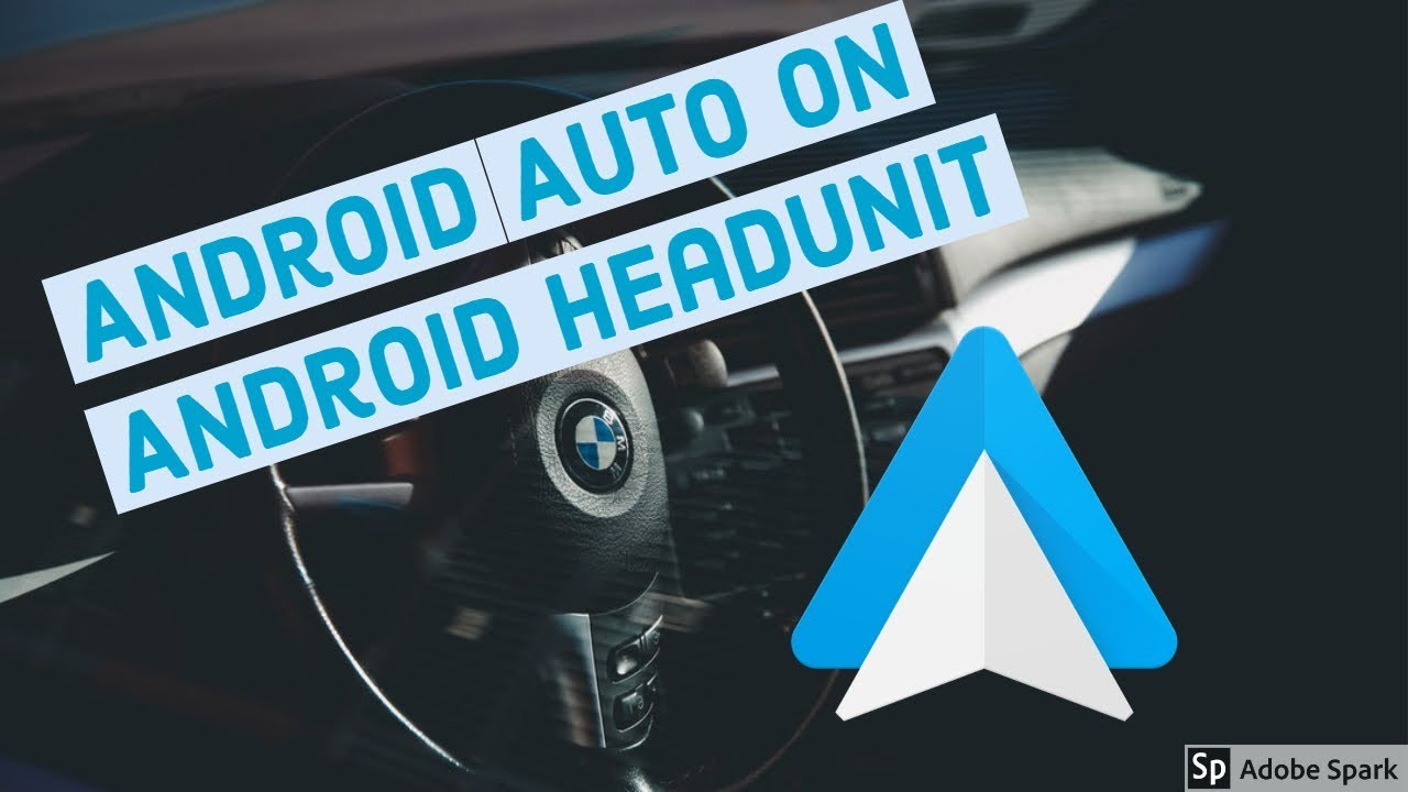 Android Auto on Android Headunit Review/How-To