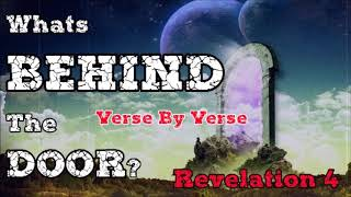 Whats BEHIND The DOOR Of HEAVEN?! (Revelation 4)