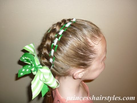 St Patrick's Day Hairstyle YouTube