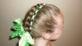 st patrick's day hairstyle