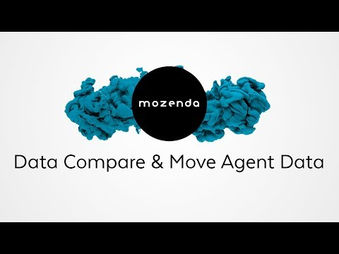 Webinar: Data Compare & Move Agent Data
