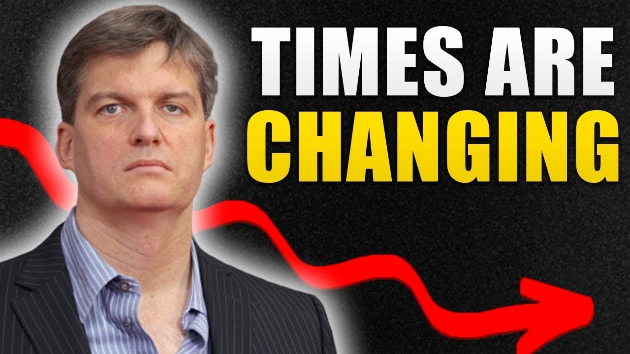 Michael Burry's SHOCKING Bet Against American Market! Hyper-Inflation In America