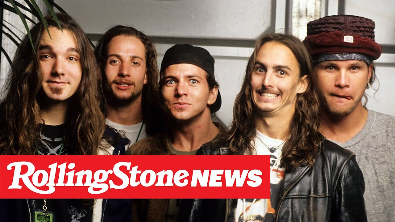 Pearl Jam Announce New Album 'Gigaton,' North American Tour Dates | RS News 1/14/20