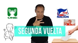 Segunda Vuelta Elecciones 2015 LENSEGUA