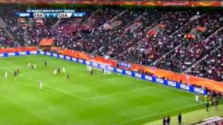 USA vs France 3-1 Semifinals Highlights 2011 FIFA Womens World Cup [Courtesy ESPN SportsCenter]