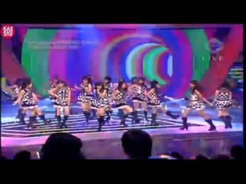 JKT48 - Oogoe Diamond @ Indonesia Mencari Bakat TRANSTV [13.02.23]